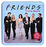 Click for larger image of Friends Trivia In A Tin