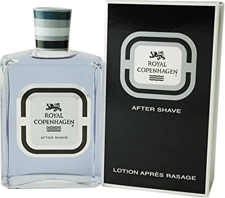 Royal Copenhagen By Royal Copenhagen For Men. Aftershave Lotion 8 Ounces