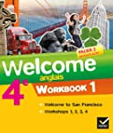 Welcome Anglais 4e �d. 2013 - Workboo...