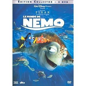 Le Monde de Nemo - Édition Collector 2 DVD