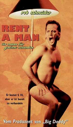 Rent-A-Man - Ein Mann für gewisse Stunden [VHS]