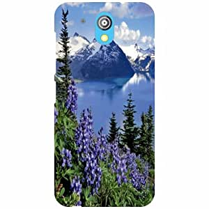 HTC Desire 526G Plus Back Cover - Matte Finish Phone Cover