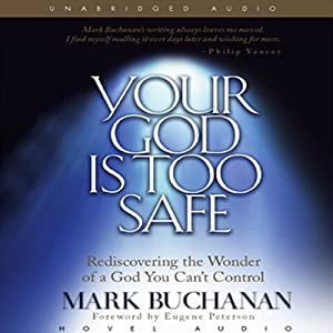 Your God Is Too Safe Audiobook
