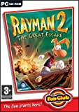 PC Fun Club: Rayman 2 The Great Escape (PC CD)