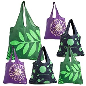 Waste-Less Bags Variety Pack (Pack of 6)