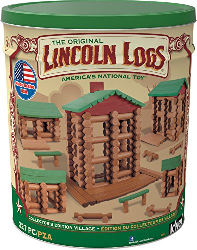 lincoln-logs-collectors-edition-village-327-pieces-for-ages-3-preschool-education-toy