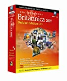 Encyclopaedia Britannica 2007 Deluxe Edition CD (PC/Mac)