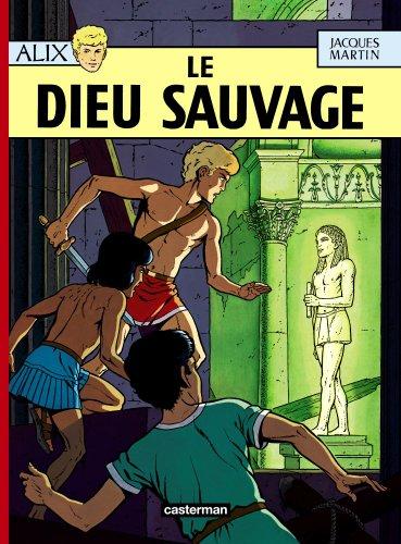 Alix, tome 9 : Le Dieu sauvage