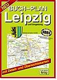 Doktor Barthel Buchplan, Leipzig und Umgebung