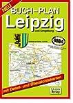 Leipzig und Umgebung 1 : 20 000. Buch...