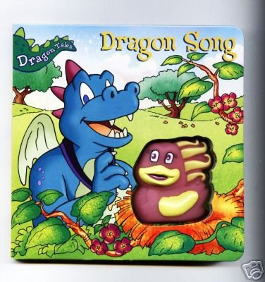 Dragon Tales Squeaky Toy Book - 1
