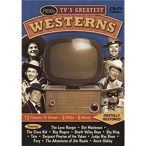1950s TV's Greatest Westerns movie