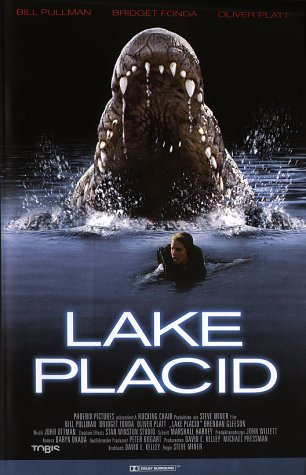 Lake Placid [VHS]