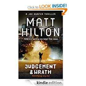 Judgement & Wrath: Joe Hunter: Book Two