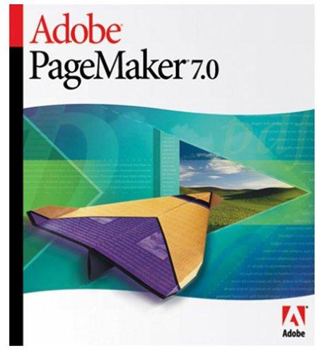 Adobe Pagemaker 7.0 Upgrade (Mac) (vf)
