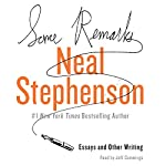 Some Remarks | Neal Stephenson