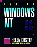 Inside Windows Nt (155615481X) by Custer, Helen