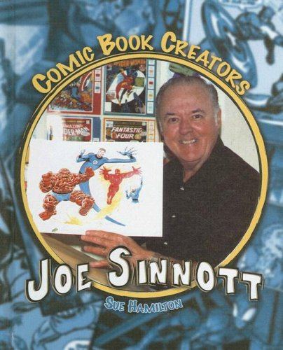 Joe Sinnott: Artist & Inker (Comic Book Creators), Mr. Media Interviews
