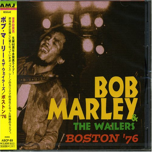 Bob Marley - Boston