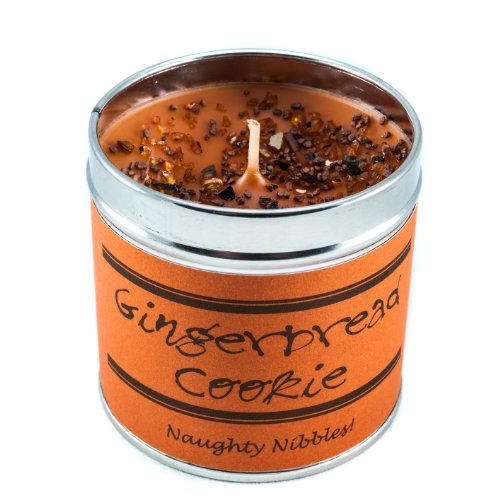 Gingerbread Cookie Handmade Seriously Scented Candle By Best Kept Secrets Made In The UK
