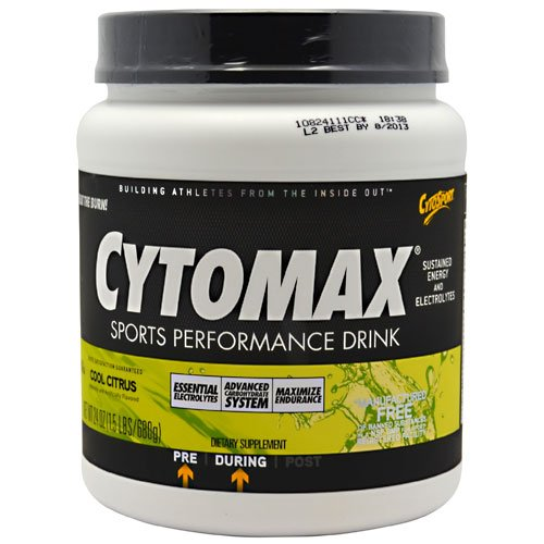 Cytomax - Performance Drink Powder Cool Citrus 24 Oz