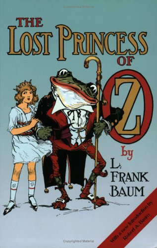 The Lost Princess of Oz [Audio Book]