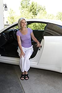 Able Life Auto Assist Grab Bar -Vehicle Support Handle & Standing Aid + Hidden Key Compartment by Able Life
