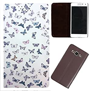 DooDa - For HTC Explorer A310 PU Leather Designer Fashionable Fancy Flip Case Cover Pouch With Smooth Inner Velvet