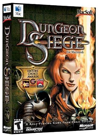 Dungeon Siege (Mac)