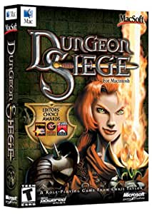 Dungeon Siege (Mac)