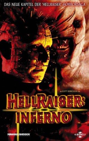 Hellraiser 5: Inferno [VHS]