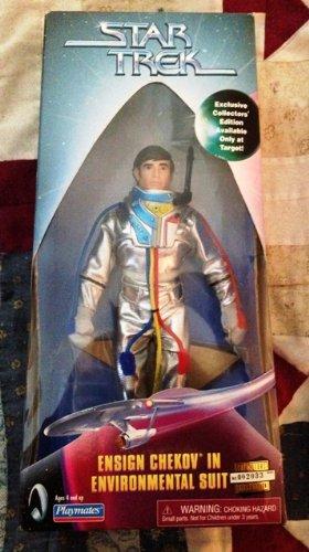 Star Trek Ensign Chekov in Environmental Suit Target Exclusive