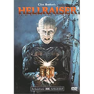 Click to buy Scariest Movies of All Time: Hellraiser from Amazon!