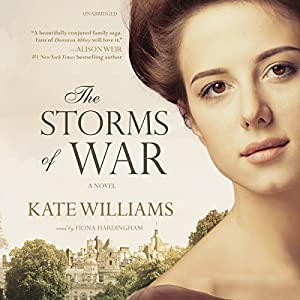 The Storms of War Audiobook