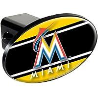 Miami Marlins Trailer Hitch Cover