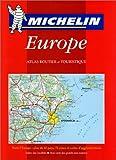 echange, troc Pneu Michelin (Firm) - Atlas routier et touristique : Europe