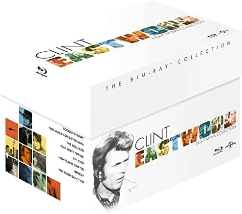 The Clint Eastwood on Blu ray