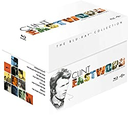 Clint Eastwood - The Blu-ray Collection [Region Free]