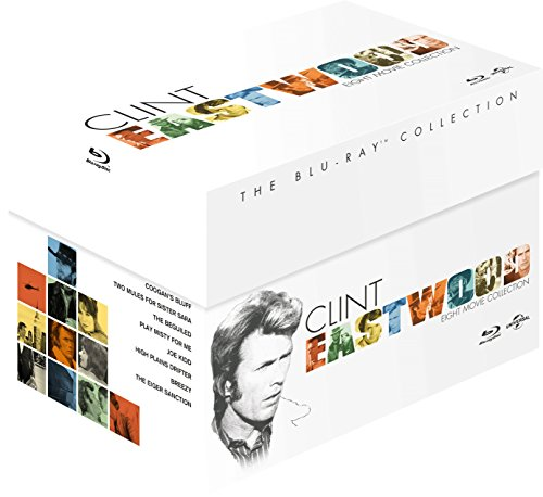 Clint Eastwood - The Blu-ray Collection [Region Free].