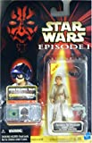 Star Wars Episode 1 Anakin Skywalker ( Naboo Pilot ) with Flight Simulator