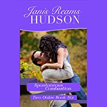Spontaneous Combustion (       UNABRIDGED) by Janis Reams Hudson Narrated by Luci Christian