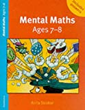 img - for Mental Maths Ages 7-8 Trade edition book / textbook / text book