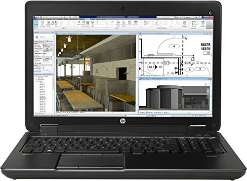 "HP ZBook 15 G2 Portatile, 15.6"" Full HD, Intel Core i7-4710MQ, 4 GB RAM, 1 TB HDD, NVIDIA Quadro K610M, Nero"