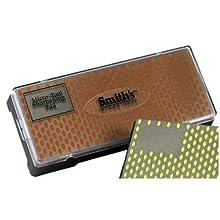 Smith's DBSF 6-Inch Diamond Sharpening Stone - Fine