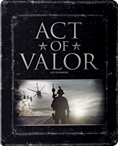Act of Valor (Future Shop Exclusive SteelBook)