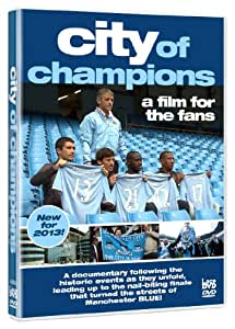 Manchester City FC - City Of Champions [DVD]