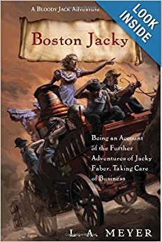 Boston Jacky - L. A. Meyer