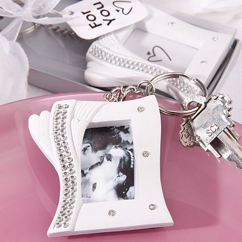 Keychain Baby Shower Favors front-1079556