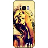 For Samsung Galaxy S8 Edge Famous Girl ( Famous Girl, Face, Nice Face, Beautiful Face ) Printed Designer Back Case Cover By TAKKLOO