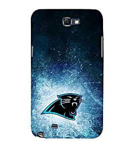 Ebby Premium Printed Mobile Back Case Cover With Full protection For Samsung Galaxy Note N7000 (Designer Case)